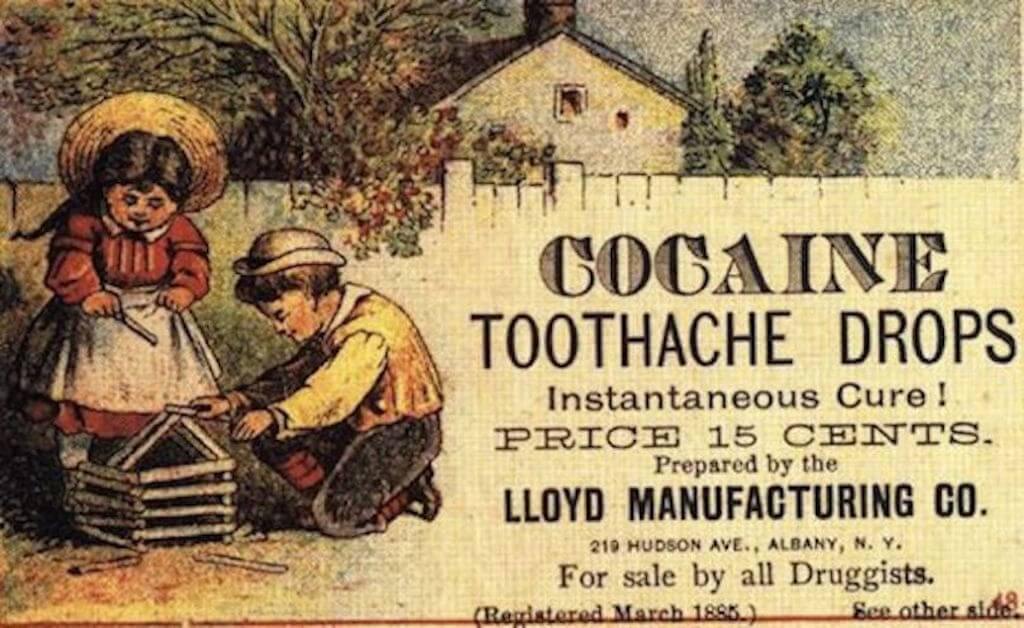 pub cocaine